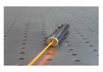 Желтые лазеры (560 нм - 589 нм)