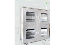 Промышленный шкаф сухого хранения с раздельным управлением.