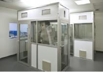 Чистая комната модульного типа