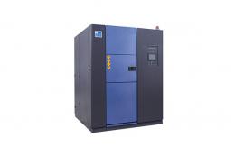 Климатическая камера термоудара/термошока с 3-мя рабочими зонами, серия YTST-3