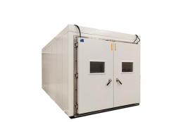 Климатическая испытательная камера для крупногабаритного оборудования, модель YWER