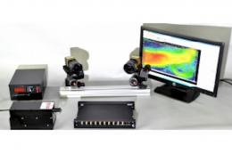 Двухплоскостная система велосиметрии по изображению частиц, серия 2D PIV