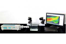 Стереоскопическая система велосиметрии по изображению частиц, серия Microvec Stereo 3D PIV