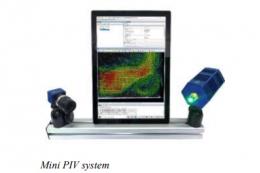 Мини система велосиметрии изображения частиц (PIV) для обучения студентов и подготовки специалистов, модель MINI PIV SYSTEMS