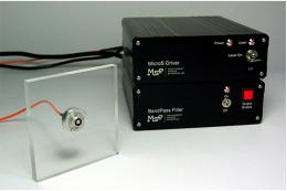 Микрооптический датчик напряжения сдвига, модель MicroS