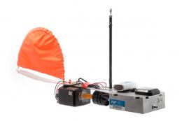 Автономный измеритель и счетчик частиц, модель miniPCS