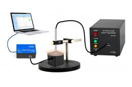 Комплект для измерения спектрального пропускания с интегрирующей сферой, модель ISST