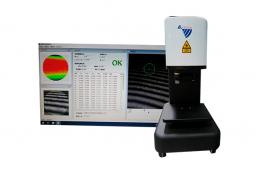Лазерный интерферометр Физо с плоским зеркалом, модель INF25-LP