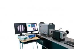 Лазерный интерферометр Физо с плоским зеркалом, модель INF300H -LP