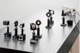 Оптическая система для обнаружения оптических неоднородностей по Шлирен-методу PH-SCI-5