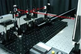 Интерферометр Майкельсона, модель EDB-08