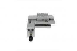 2-х осевой наклонно/поворотный юстировочный столик для оптического волокна, модель M-FPT-R/L